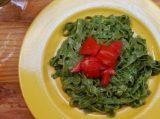 Tagliatelle Verde al Pesto