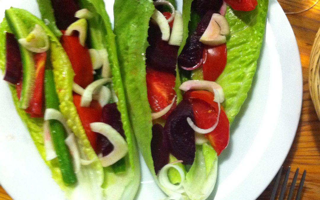 Salade Charlie